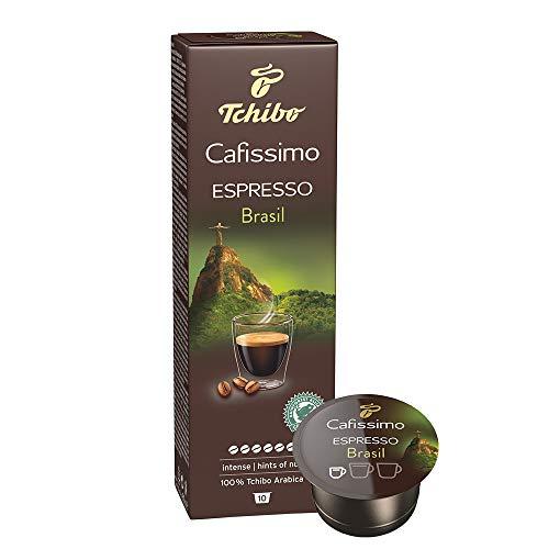 Tchibo Cafissimo Espresso Brasil Kapseln, 10 Stück