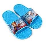 Chanclas Frozen Elsa y Anna para Playa o Piscina - Flip-Flop Frozen Disney para niñas (31)