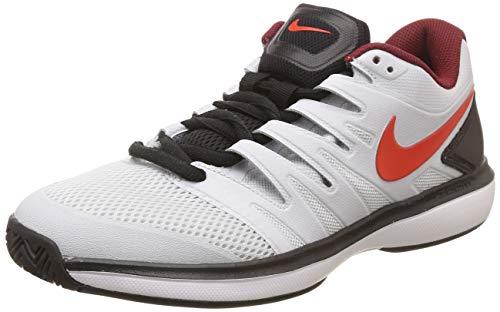 Nike Chaussures de Tennis air Zoom Prestige HC aa8020 016 blanc-41