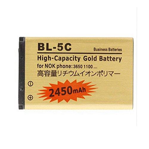 Batería dorada para Nokia BL 5C