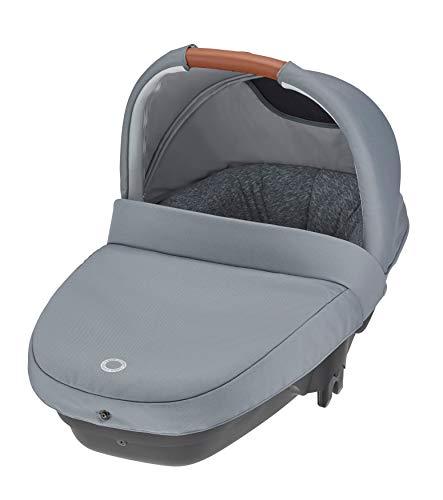Bebé confort Amber Plus ligero/compacto Essential Light Grey Naissance a 6 meses, 10 kg, 1 unidad