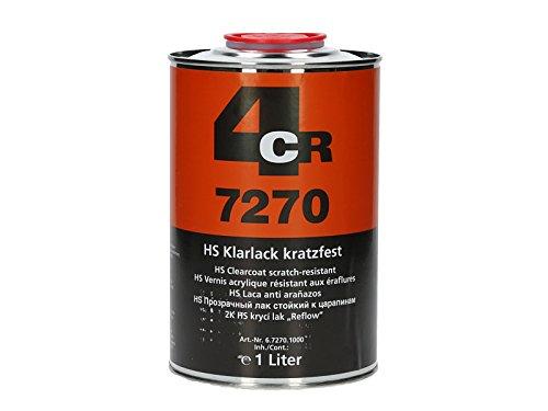 2K HS-Klarlack 2:1 (5 Liter) von 4CR (7270.5000)