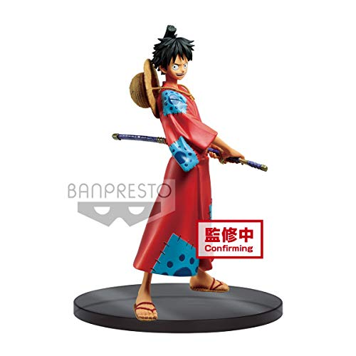 One Piece - The Grandline Men - Wanokuni - 16 cm