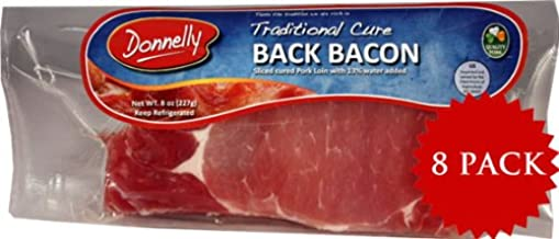 Donnelly Imported Rashers 226g (8oz) 8 Pack