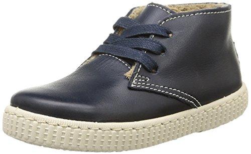 Victoria 106785, Desert boots mixte enfant, Bleu (Marino), 25 EU