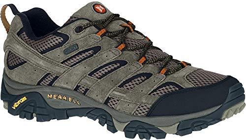 Merrell Moab 2 Waterproof Men's Walnut Hiking Shoes 12M