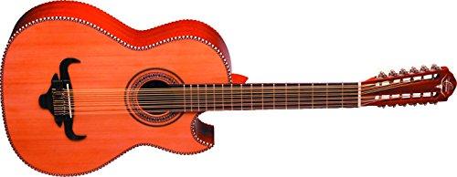 Oscar Schmidt OH50S-O-U 12-String Bajo Sexto Guitar