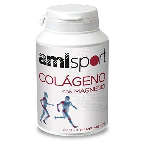 ANA MARIA LAJUSTICIA COLAGENO con MAGNESIO 270comp. AMLSPORT by Unknown