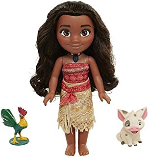 Disney Princess Moana Singing Doll with Friends