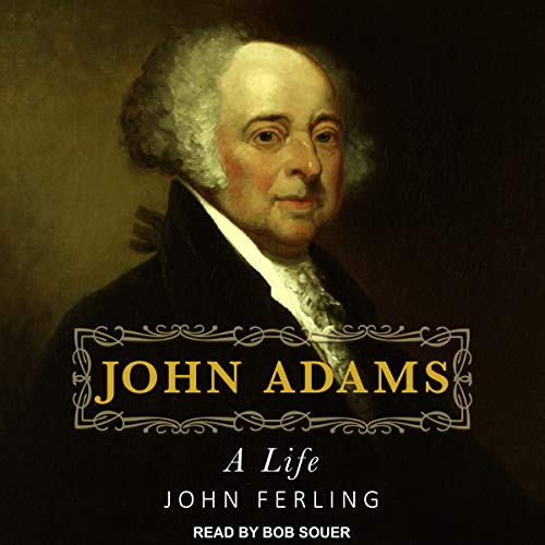 John Adams: A Life cover art