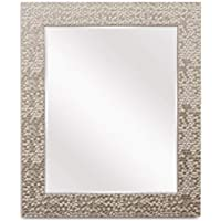 Eco-Home Wall Beveled Mirror Framed