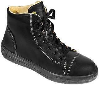 Gr/ö/ße 35 Elten Sicherheitsschn/ürstiefel Vintage Lady black Mid ESD S3 74251-35