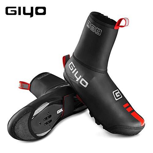 Mysticall Fietsoverschoen, uniseks, outdoor, waterdicht, stofdicht, korte overschoenen, voor racefiets, mountainbike X-Large Een