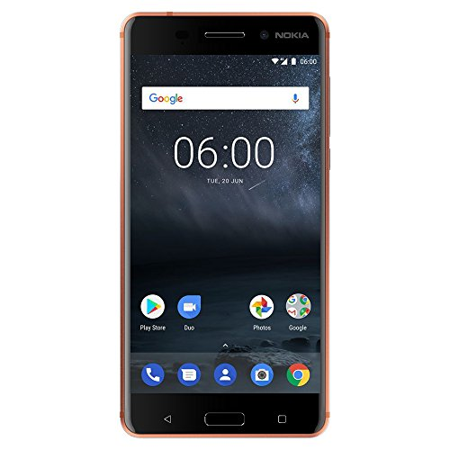 Nokia 6 - 32 GB - Dual Sim Unlocked Smartphone (AT&T/T-Mobile/Metropcs/Cricket/Mint) - Update To...