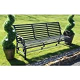 Black Country Metal Works Garden Benches