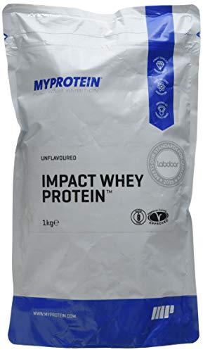 MyProtein Impact Whey -Protein del Siero - Confezione da 1 kg