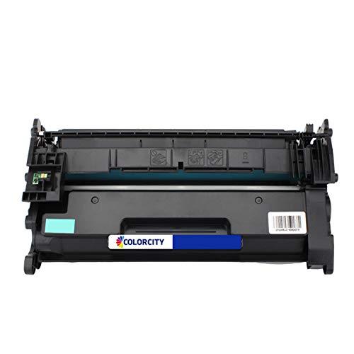 AXAX Cartuchos de tóner CF258A compatibles con tóner HP CF258A para impresoras HP Laserjet Pro M404 M428, equipo de oficina en casa, impresión profesional HD, color negro