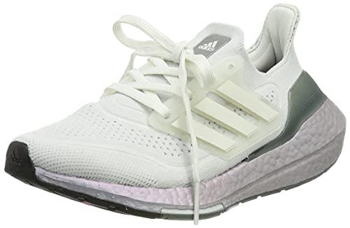adidas Ultraboost 21 J, Zapatillas de Running Unisex Adulto, Balcri/Balcri/VERBRU, 39 1/3 EU