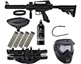 Action Village Tippmann Epic Paintball Gun Package Kit (Cronus) (Black Tactical)