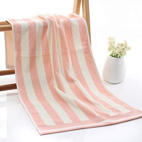 XNBCD 40X90Cm katoenen handdoek kleur strip badhanddoek mannen en vrouwen badkamer Badjas strand zon bad sauna grote handdoek