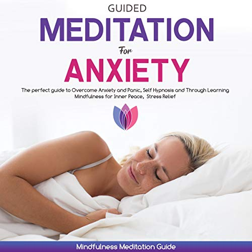 Guided Meditation for Anxiety cover art