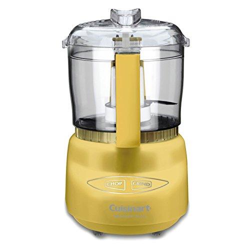 Cuisinart DLC-2AYSLT Mini-Prep Plus Food Processor, Buttercup