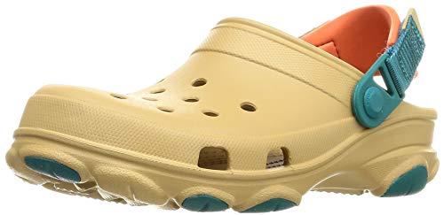 Crocs Classic All Terrain Clog Obstrucción, Unisex Adulto, Tan, 41/42 EU