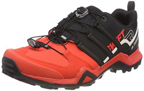adidas Herren Terrex Swift R2 Trekking- & Wanderhalbschuhe, Rot (Roalre/Negbas/Blatiz 000), 43 1/3 EU