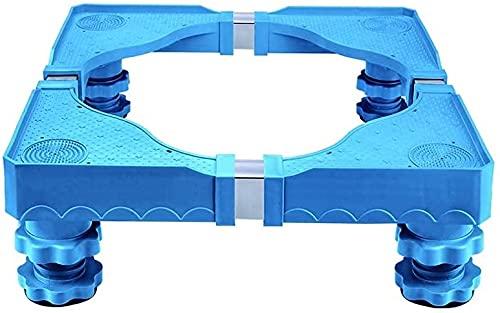WSVULLD Máquina de lavado de la lavadora de base ajustable multifuncional Soporte...