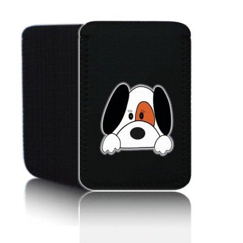 BIZEBEETAB 'Bizebee Schutzhülle aus Neopren für Hunde Mignon schwarz 7Zoll für ASUS Fonepad ME372CG 7Tablet Schutzhülle Stoßfest Wasserdicht Neopren, Schutztasche und Slip-uk