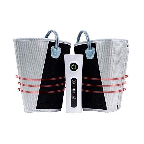 Massagegerät Für Bein Arm Und Fuß Massage Luftdruckmassage Für Zuhause Bei Verspannungen Und Schweren Beinen Mit 2 Modi 3 Intensitätsstufen Heim Und Büro