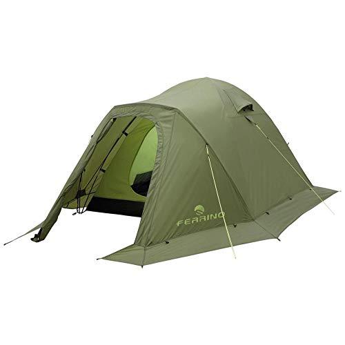 Ferrino 91033AVV Tienda de Campaña Acampada Y Senderismo Unisex Adulto, Verde