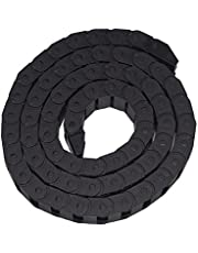 Haobase 10 x 20 mm 1M Open Aan beide zijden Plastic Towline Kabel Drag Chain