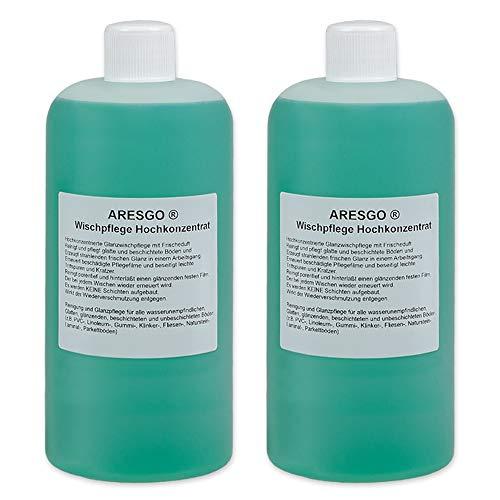 2x Reinigungsmittel-Konzentrat geeignet für Vorwerk Saugwischer Kobold SP520 530 - Bestleistung beim Wischen - Hochwertige Qualität