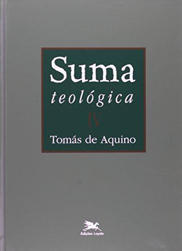 Suma teológica - Vol. IV: Volume IV - I Parte - Questões 49 - 114