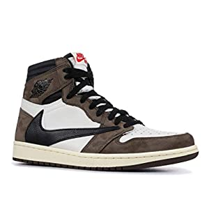 AIR-JORDAN-1-High-Og-Ts-Sp-Travis-Scott-Cd4487-100-Size-4
