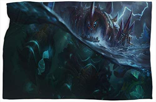 Urgot Giantenemy League Legends - Manta para dormitorio (40 x 50 pulgadas)