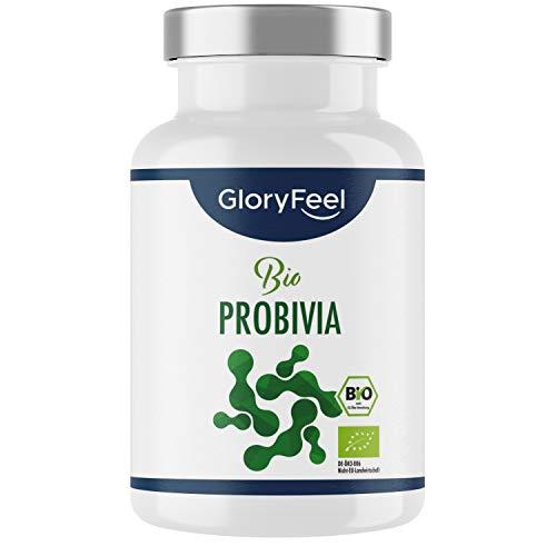 Bio Probivia - Ferments Lactiques - avec de l'Inuline organique - 180 Gélules Gastro-Résistantes Vegan - 20 Milliards d'UFC par jour - Complément alimentaire
