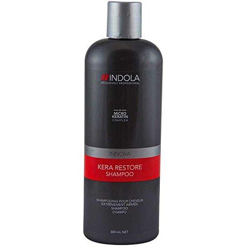 Indola Kera Restore Shampoo, 300 ml