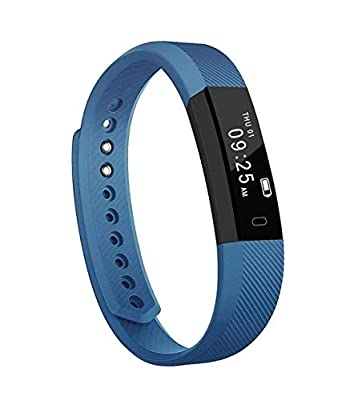 NewYouDirect Fitness Tracker, Activity Tracker Pedometer Waterproof Sports Smart Watch with Sleep Monitor Calorie/Step Counter for iPhone Samsung LG etc for Women Men Kids