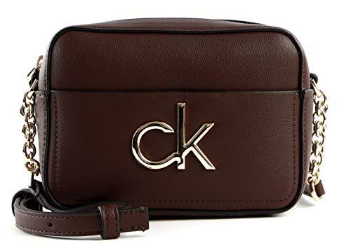 Calvin Klein Re-Lock Camera Bag Slate Brown
