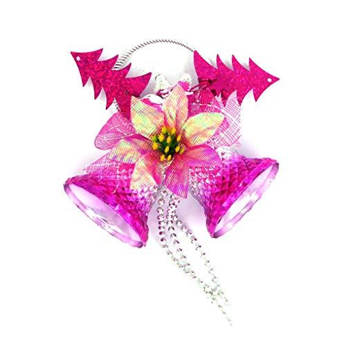 Bikini - Kerstboom Baubles Klokken Opknoping Ornament Decor Decoratie Goud Blauw Roze 20 12cm 2019 - Hanger Plastic Kids Ring Kindle 2019 Hallmark Outdoor Decoraties Ornamenten Ketting 3