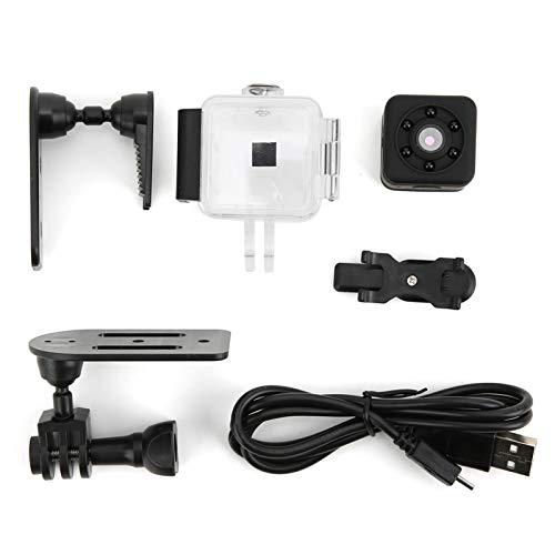 SALUTUYA SQ29 Mini cámara Mini cámara Carcasa Impermeable 30M Estuche Impermeable