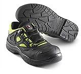 Brynje Calzado de seguridad modelo Alert, EN ISO 20345 S3 SRC, color Negro, talla 38 EU