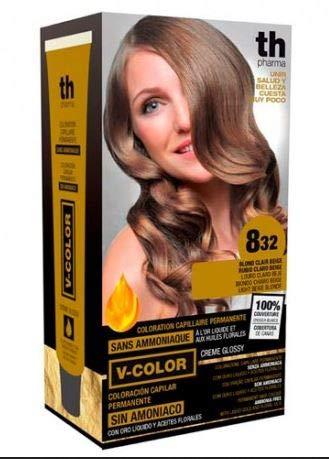 Th Pharma Th Vitalia Color Tinte Nº 832 Sin Amoniaco Con ...