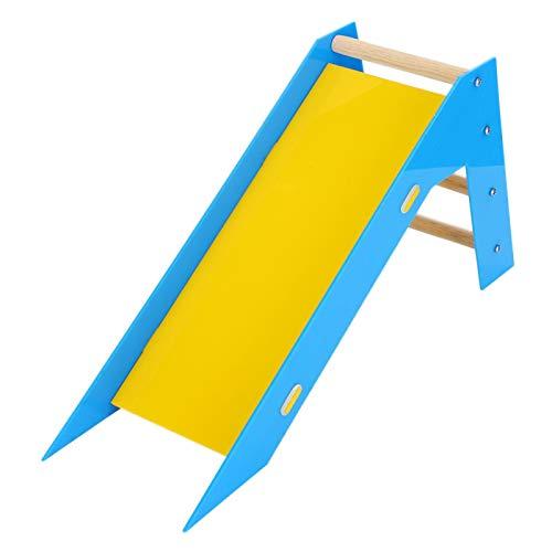 XiangXin Suba los Juguetes, escaleras de Madera Divertidas de la Diapositiva, Rompecabezas Interactivo de la Diapositiva de la Escalera Que Sube para Las Novias caseras