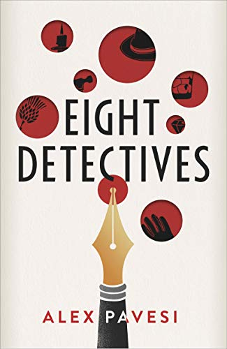 Eight Detectives Book Cover