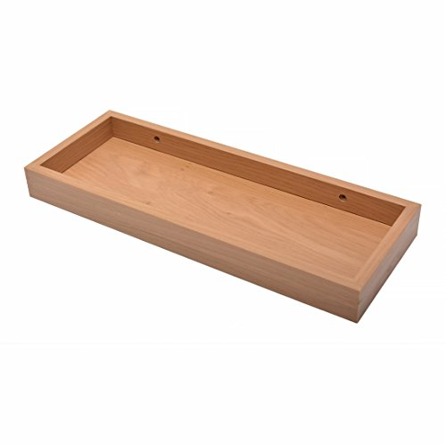 ESTANTE DL MODERNO 40X15 CM ROBLE NUDOSO