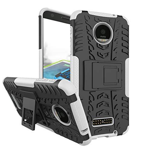Litao-Case MG Hülle für Lenovo Moto Z Force hülle Schutzhülle Case Cover 2