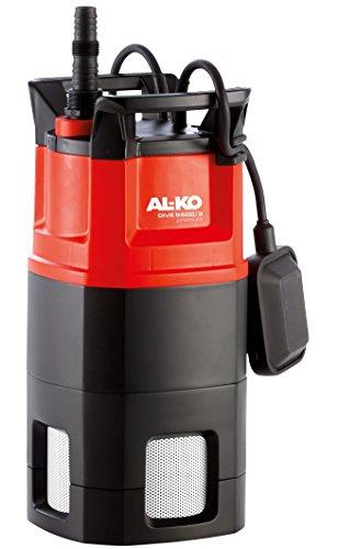 AL-KO Tauchdruckpumpe Dive 5500/3 (5.500 l/h max. Fördermenge, 30 m max. Förderhöhe, 3-stufiges Pumpenlaufwerk)